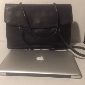 Coach Vintage Lap top  bag Briefcase